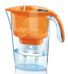 Laica filtrirni vrč Stream Line, oranžen