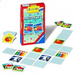 Ravensburger družabna igra Memory, Živali Mini