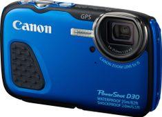 Canon PowerShot D30 - II. jakost