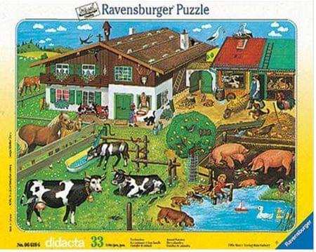 Ravensburger sestavljanka Kmetija