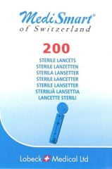 Medisana Lancete Medismart Sapphire A200