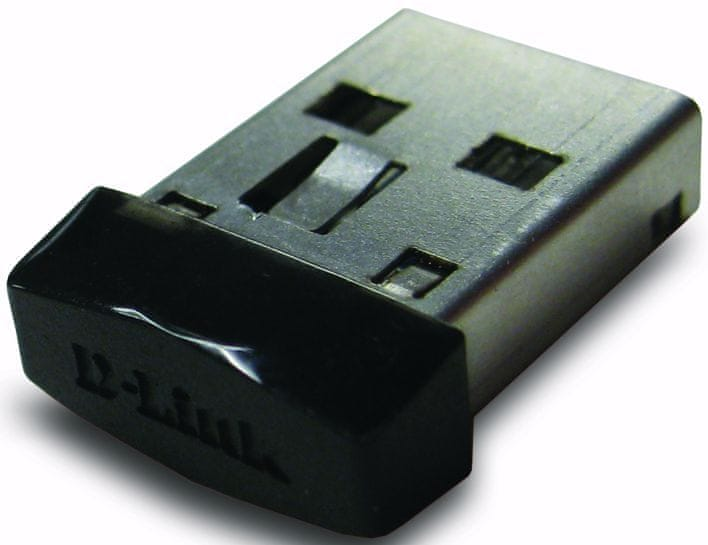 D-Link DWA-121 bezdrátový N 150 Micro USB Adaptér