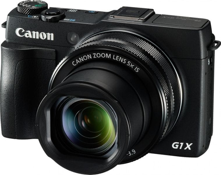 Canon PowerShot G1 X Mark II + 500 Kč na fotoslužby