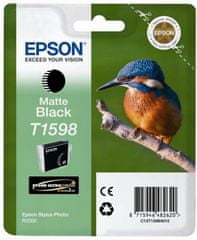 Epson Kartuša T1598 Matte Black
