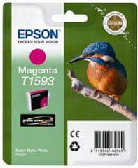 Epson tinta T1593 Magenta