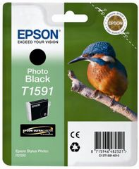 Epson Kartuša T1591 Photo Black