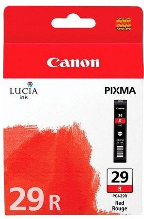 Canon Kartuša PGI-29 R Red (4878B001AA)