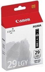 Canon tinta PGI-29 LGY Light Gray (4872B001AA)