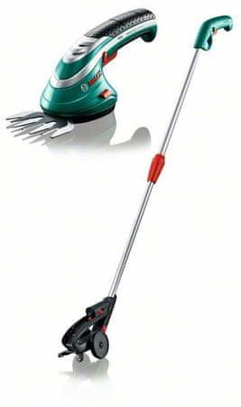 Bosch nożyce do trawy ISIO 3 z drążkiem (0600833105)