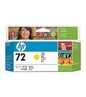 HP tinta C9373A yellow 130 ml #72