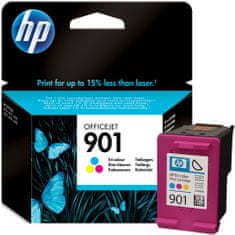 HP Kartuša CC656AE barvna #901