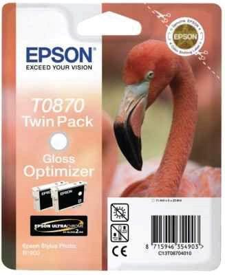 Epson Kartuši T0870 Gloss Optimizer