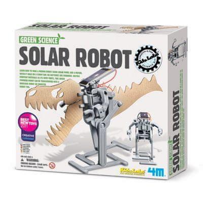 4M set za izdelavo solarnega robota