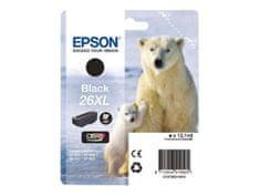 Epson Kartuša T2621 #26XL, Black