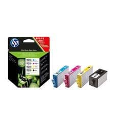 HP 920XL čtyřbalení originálních inkoustových kazet s vysokou výtěžností C2N92AE)