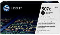 HP Toner CE400X 507X, 11000 strani, črn