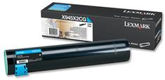 Lexmark Toner X945X2CG Cyan, 22000 strani