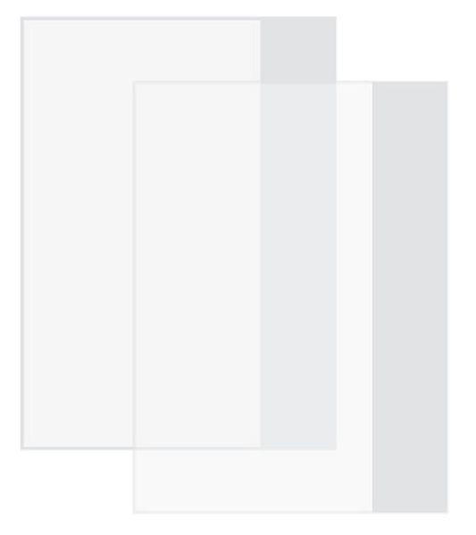 Obal kniha atlas světa PVC