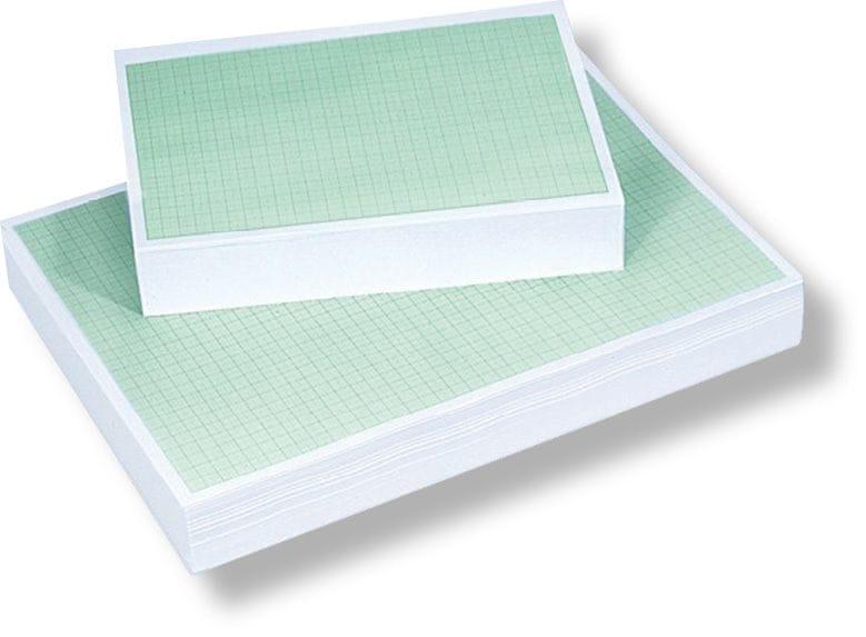 Papír milimetrový A4 - blok 50 listů