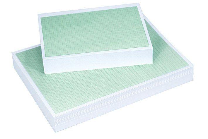 Papír milimetrový A3 - blok 50 listů