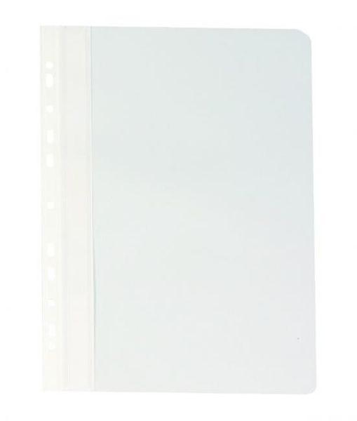 Rychlovazač plastový s euroděrováním bílý