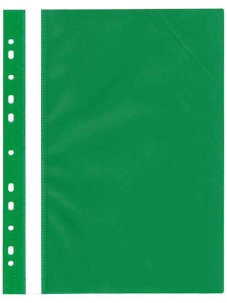 Rychlovazač plastový s euroděrováním zelený