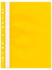 Karton P+P Rychlovazač plastový s euroděrováním žlutý