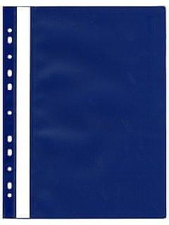 Rychlovazač plastový s euroděrováním modrý