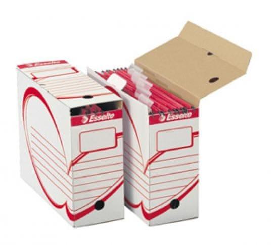 Box archivační na závěsné desky 116 x 270 x 325 mm