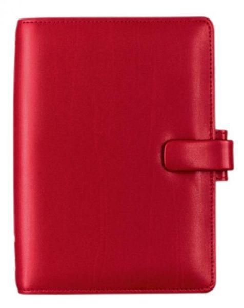Diář Filofax METROPOL osobní červený
