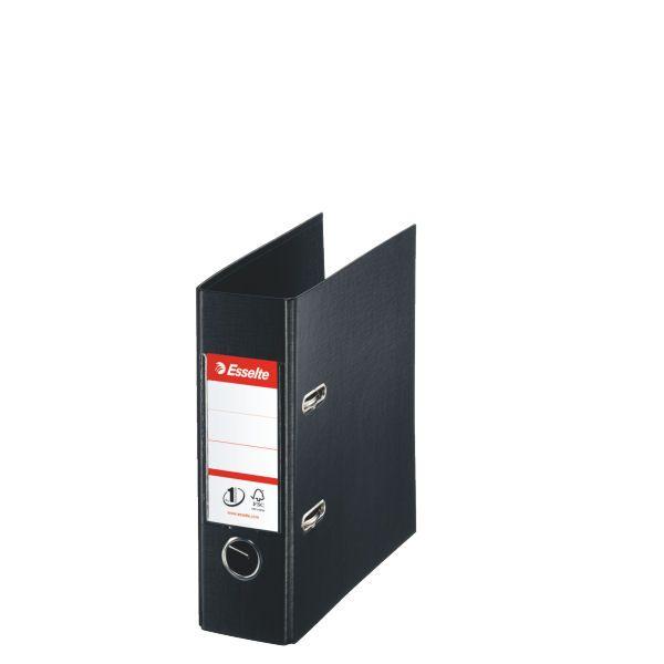 Pořadač pákový Esselte No.1 POWER VIVIDA A5 7,5 cm černý