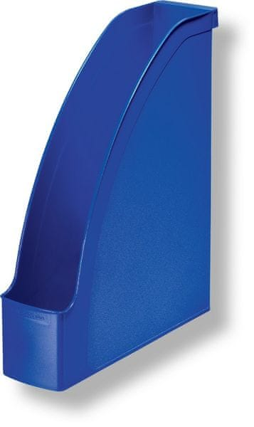 Stojan na časopisy Leitz PLUS modrý