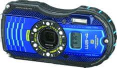 Ricoh WG-4 GPS + neoprenové pouzdro + SD card 8 GB + plavací řemínek