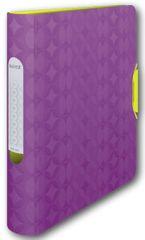 Mobilní pořadač Leitz 180 ACTIVE Retro Chic A4 5 cm fialový