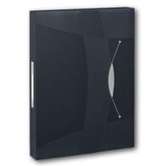 Box na spisy Esselte VIVIDA černý