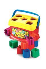Fisher-Price Brillant Basics formaevő dobozka (FSPR-K7167)