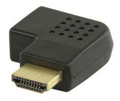 Adapter HDMI moški/ženski 90°C (VGVP34904B)