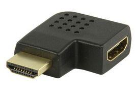 Adapter HDMI moški/ženski 90°C (VGVP34903B)