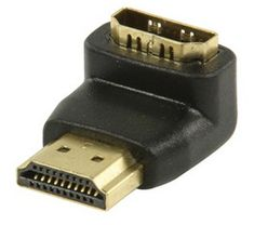 Adapter HDMI moški/ženski 90°C (VGVP34901B)