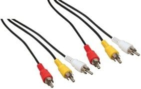 Avdio/Video kabel 3x RCA M-M 1,5 m