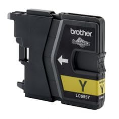 BROTHER LC-985Y Tintapatron, Sárga