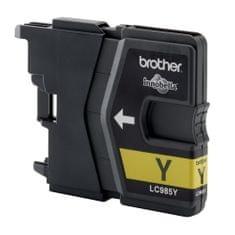 BROTHER LC-985Y, žltá