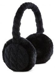 KitSound Slušalke EarMuffs Chunky Cable Knit