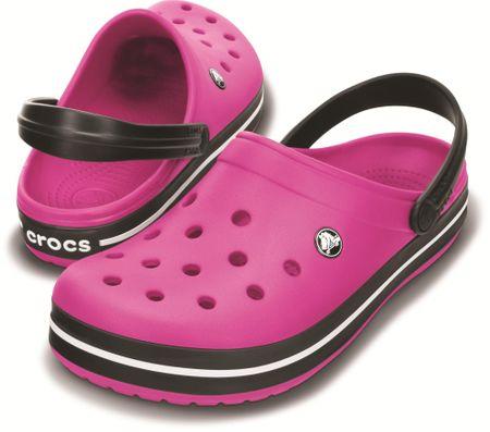 Crocs Crocband CPnk/Black M8/W10 (41,0)