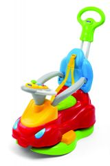 Weina Bounce Roadster Deluxe Lábbal hajtós játék