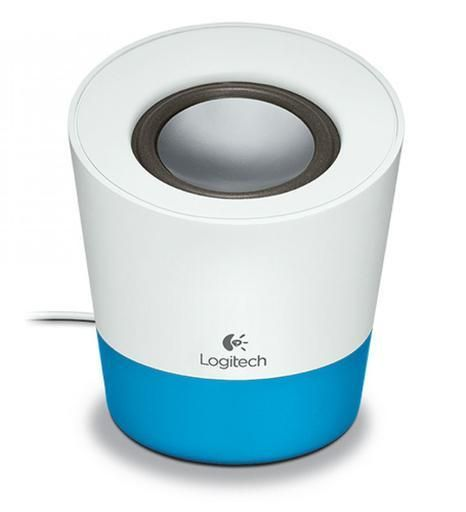 Logitech Multimedia Speaker Z50 Ocean Blue (980-000806)