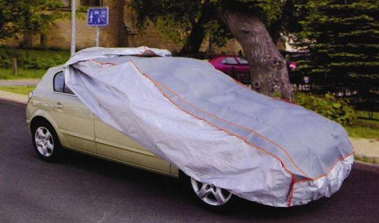 CarPoint pokrivalo avta proti toči, 5 mm pena, velikost L