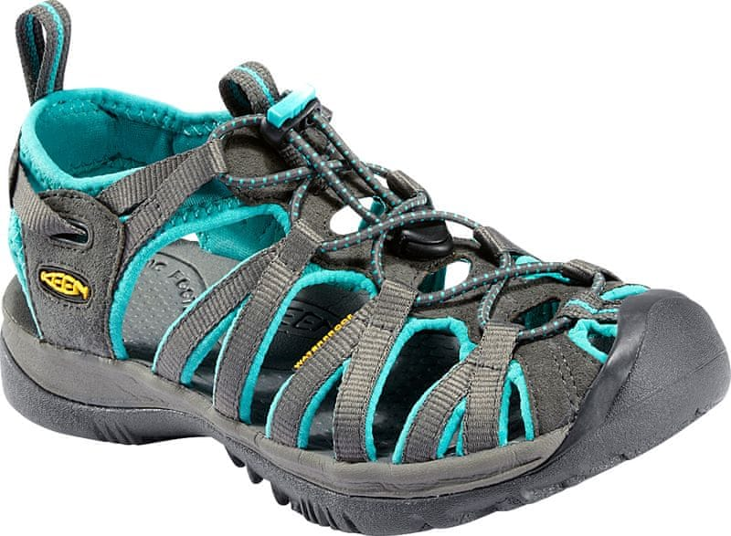 KEEN Whisper W Dark Shadow/Ceramic 7,5 US (38 EU)