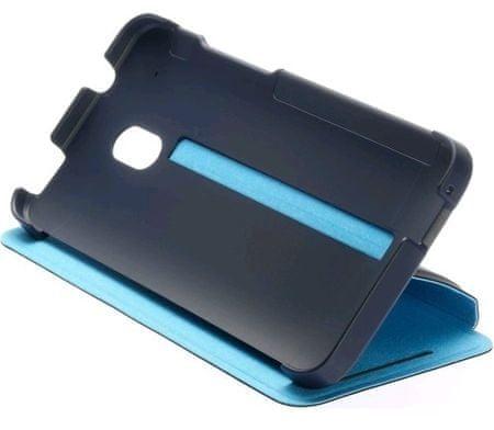 HTC Preklopna torbica HC V851 M4 za One mini, modra (99H11284-00)