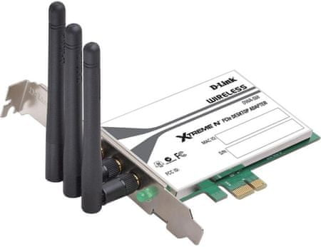 D-LINK DWA-556 Wireless PCI adapter